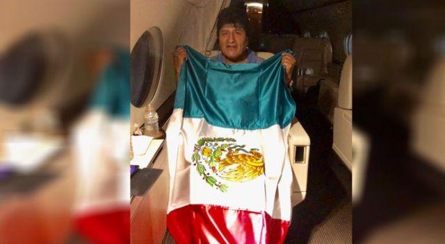 Morales: Gidiyorum daha güçlü döneceğim