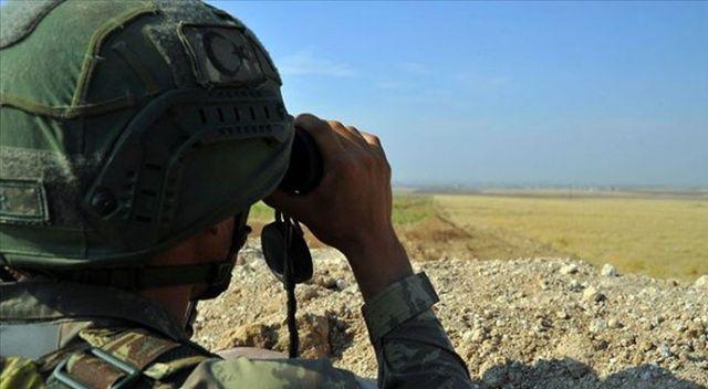 MSB: PKK/YPG'li teröristler Barış Pınarı Harekat bölgesine 24 saatte 16 saldırı gerçekleştirdi