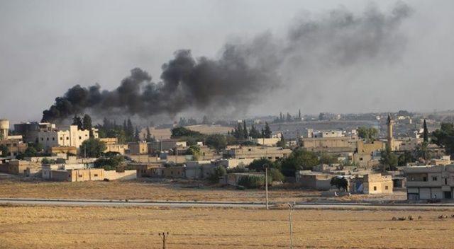 MSB: Terör örgütü PKK/YPG Tel Abyad'da okulu vurdu