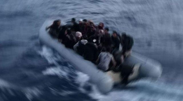 Muğla'da 50 düzensiz göçmen yakalandı