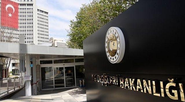 Norveç'teki çirkin saldırıyı Dışişleri Bakanlığı kınadı
