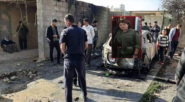 PKK'lı haini MİT buldu SİHA uçurdu