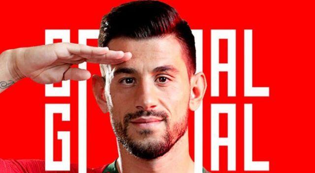 Portekiz Milli Takımı'ndan asker selamlı paylaşım!