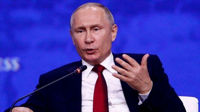 Putin: Sovyetler Birliği verimsiz ekonomik politika nedeniyle çöktü