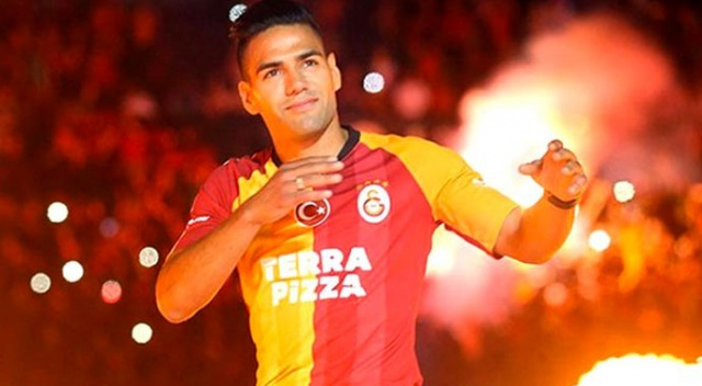 Radamel Falcao'nun bir dakikası 45 bin 849 lira!