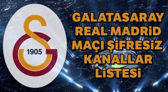 ReAl Madrid GS Şifresiz Kanallar... Real Madrid GS şifresiz izle... (Galatasaray Real Madrid Şifresiz Kanallar Canlı İzle, Kanal Listesi)