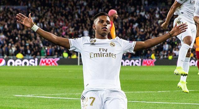 Real Madrid'in 18'lik yıldızı tarihe geçti