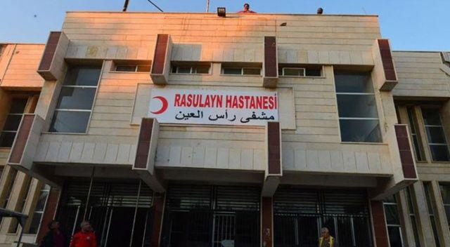 Resülayn Hastanesinde başlatılan onarım çalışmaları tamamlandı