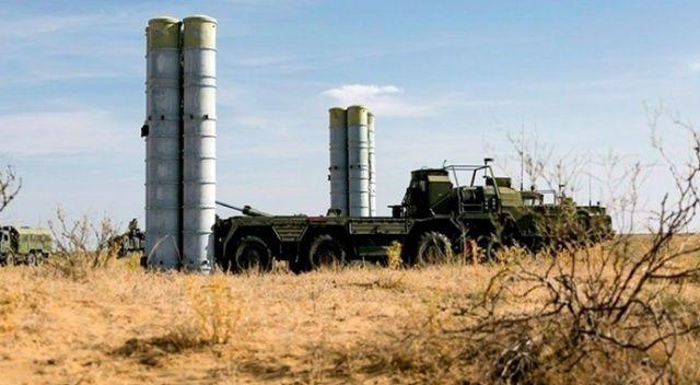 """Rusya: """"Hindistan, S-400'ler için ödeme yaptı"""""""