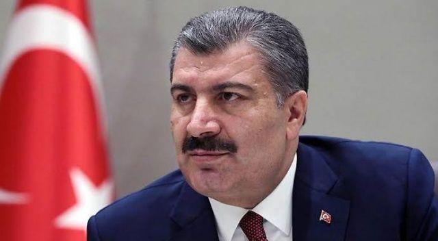 Sağlık Bakanı Koca: 'Türkiye'de diyabet ortalamanın çok üzerinde'