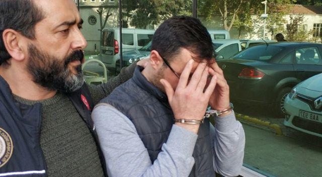 Samsun'da bir kişi uyuşturucu ticaretinden tutuklandı