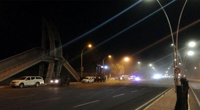 Şanlıurfa'daki Zırhlı Tugay Komutanlığı'nda peş peşe patlamalar: 14 asker yaralandı