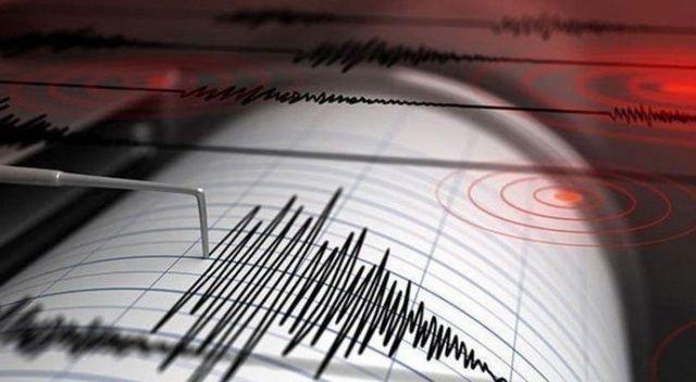 Son dakika deprem! Antalya'da korkutan deprem | Son depremler