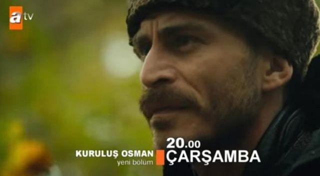 Söz dizisinin Ateş'i Eren Vurdem, Kuruluş Osman'a katıldı