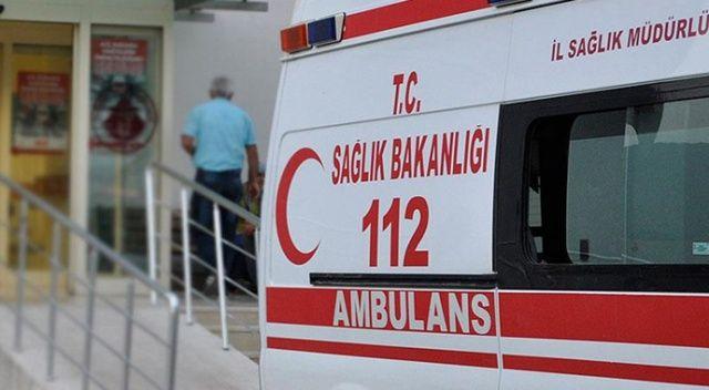 Taksim Meydanı'nda sevdiği köpek tarafından ısırılan kadın kanlar içerisinde kaldı