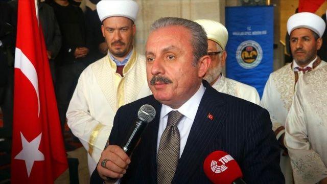 TBMM Başkanı Şentop: Artık eski dünya yok, eski Türkiye yok
