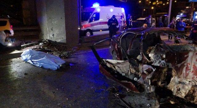 Trabzon'daki feci kazada ölü sayısı 3'e yükseldi