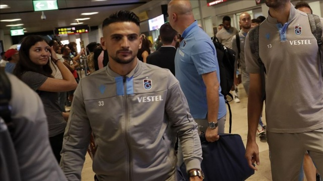 Trabzonspor'da Abdurrahim Dursun, MKE Ankaragücü maçında yok
