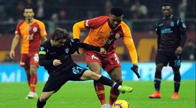 Trabzonspor ile Galatasaray 128. randevuda