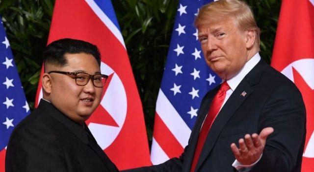 Trump'tan Kuzey Kore'ye 'anlaşma yap' çağrısı