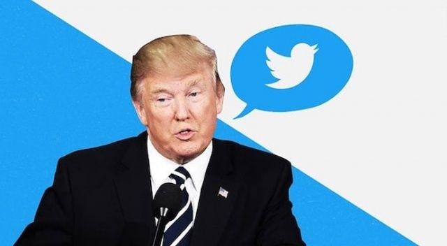 Trump Twitter'dan saldırıyor