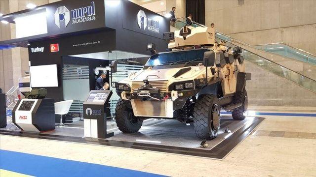 Türk zırhlısı Yörük 'samuray' olmaya talip