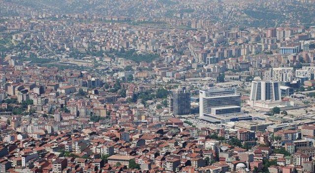 Türkiye genelinde 46 bin hektar yeni yerleşim alanı