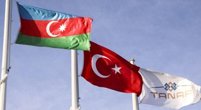 Türkiye için tarihi gün! TANAP Avrupa'ya bağlandı