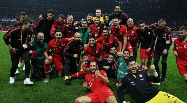 Türkiye'nin EURO 2020 gruplarındaki rakipleri şekilleniyor