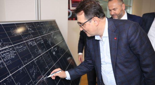 Türkiye yenilenebilir enerjide üs olacak