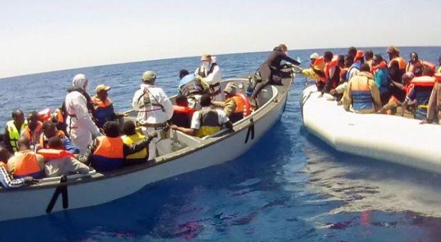 Uluslararası Göç Örgütü uyardı! Akdeniz'deki göç akışında artış yaşanıyor