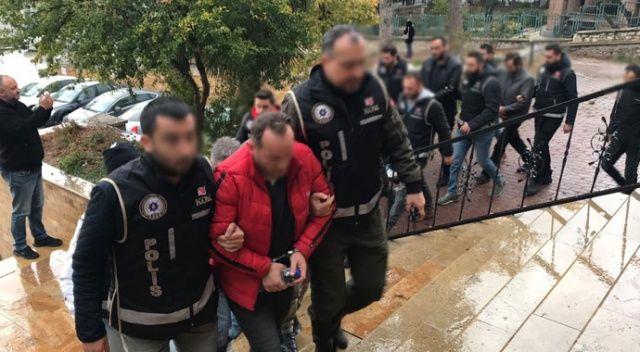 Usulsüz sağlık raporu operasyonunda 5 tutuklama