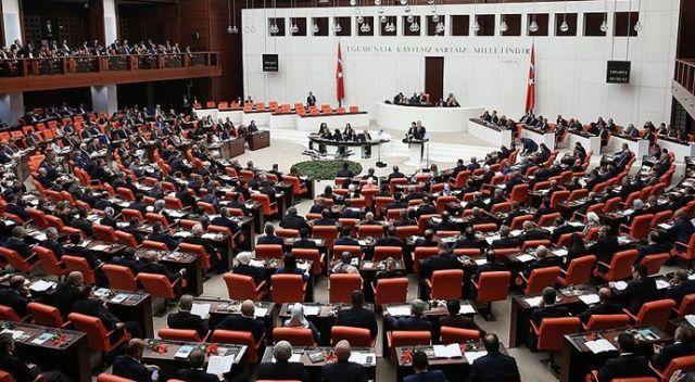 Yeni vergi düzenlemesine ilişkin teklifin birinci bölümündeki 10 madde daha kabul edildi