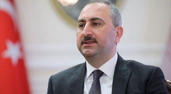 Bakan Gül: 'Yargı reformu ile Türkiye hukuk sistemi daha adil bir hale gelecek'