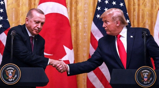 Cumhurbaşkanı Erdoğan ve ABD Başkanı Trump'tan önemli açıklamalar