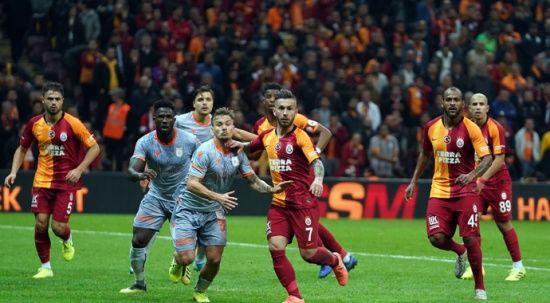 Galatasaray evindeki 41 maçlık seri bitti