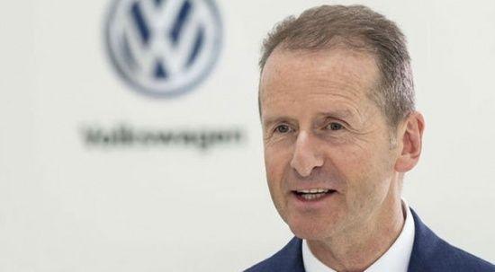 Küstah Volkswagen!