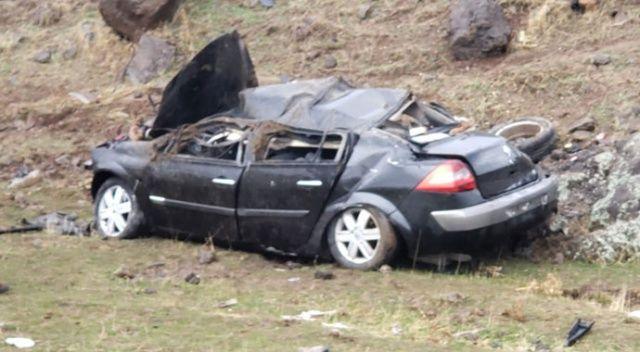 25 yaşındaki astsubay kazada hayatını kaybetti
