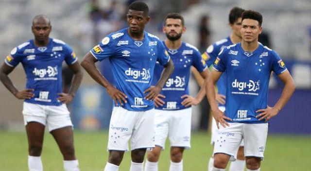 98 yıllık tarihlerinde bir ilk! Cruzeiro küme düştü