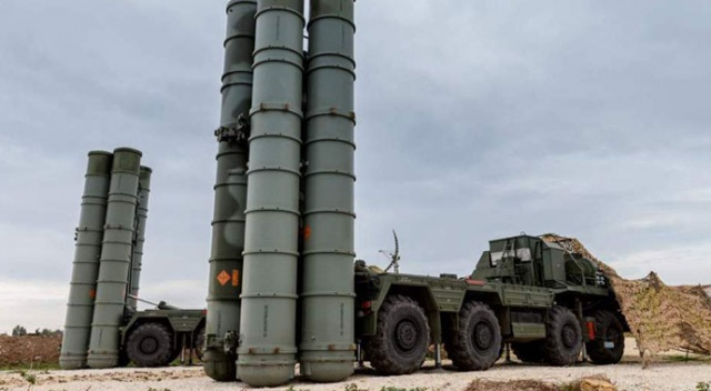 ABD: S-400'ler için daha pes etmedik