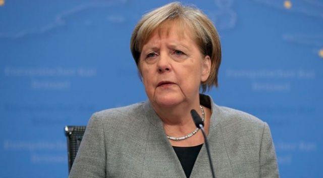 Almanya Başbakanı Merkel: Brexit'ten sonra müzakereler yoğun geçecek