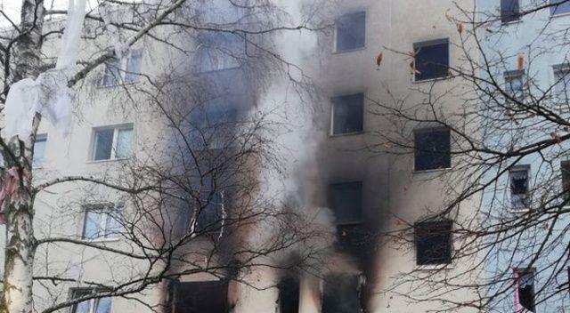 Almanya'da patlama! En az 25 yaralı