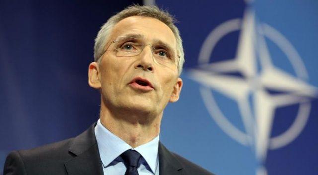 Avrupa Komisyonu Başkan Yardımcısı ile NATO Genel Sekreteri bir araya geldi