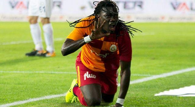 Bafetimbi Gomis'ten yeni Galatasaray paylaşımı!