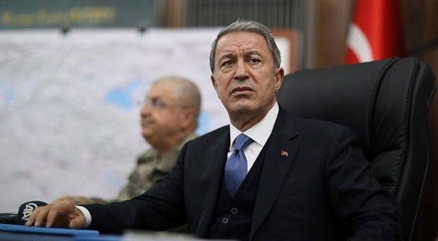 Bakan Akar'dan 'Libya mutabakatı' açıklaması