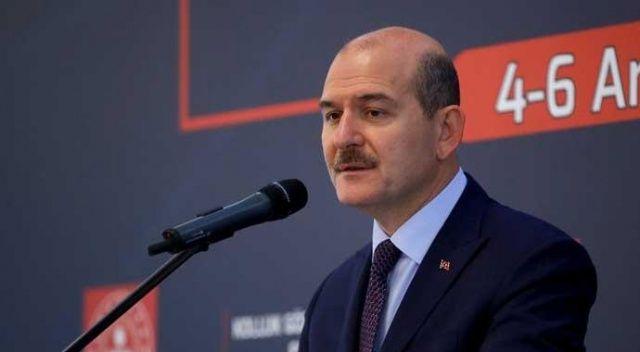 Bakan Soylu: 'Kolluk gözetimi altında işkence ve kötü muameleyi sıfırlama kararlılığındayız'