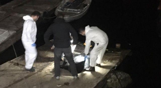 Balıkçılar fark etti, yaşlı adamın cesedi denizden çıkarıldı