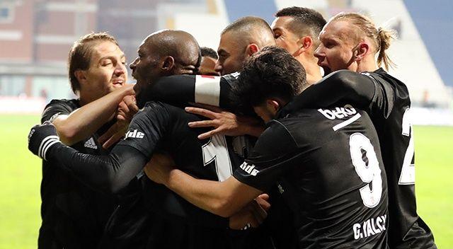 Beşiktaş'ın 6 maçlık galibiyet serisinde dikkat çeken tecrübe farkı!