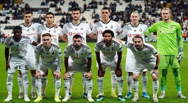 Beşiktaş'ta as futbolcular kadroda yok