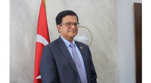 """BM Genel Sekreter Yardımcısı Nikhil Seth, """"Türkiye'de göç çalışmaları olumlu bir şekilde ilerliyor"""""""